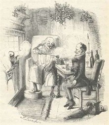 A_Christmas _Carol _-_Scrooge _and _Bob _Cratchit