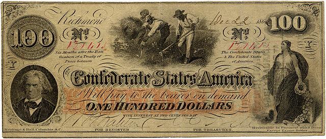 Confederate Dollar
