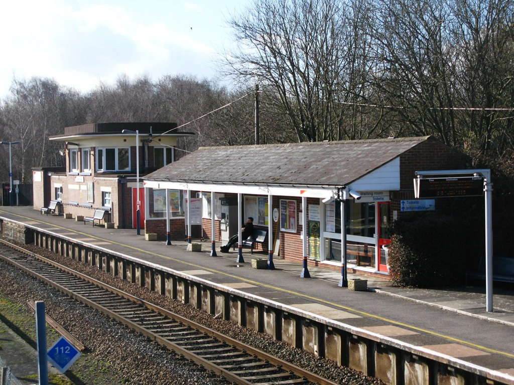 Templecombe station